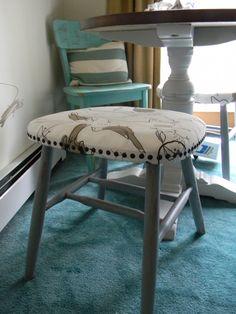 chair to stool redo
