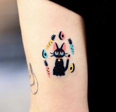Cute Tiny Tattoos, Funny Tattoos, Mini Tattoos, Body Art Tattoos, Tatoos, Seal Tattoo, Piercing, Kawaii Tattoo, Party Tattoos