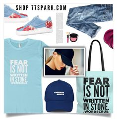 """Fear is not writen in stone! (28)"" by samra-bv ❤ liked on Polyvore featuring J.Crew, NIKE and Bobbi Brown Cosmetics"
