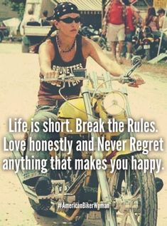 My Favorite Motorcycle Pictures and Memes Page 6 Motorcycle Memes, Retro Motorcycle, Lady Biker, Biker Girl, Motorcycle Boots Outfit, Harley Davidson, Biker Chick, Way Of Life, Motorcycles