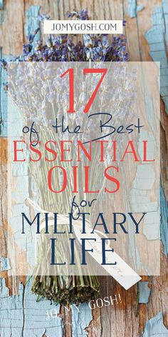 List of essential oi