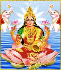 47 Best Sri Lakshmi Devi images in 2017 | Deities, Goddess lakshmi