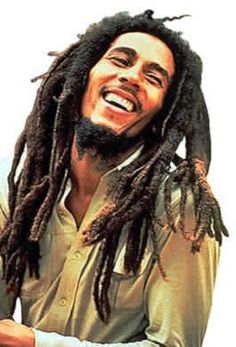 bob marley... Every little thing is gonna be alright <3