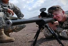 Picture of the Remington M24 SWS (Sniper Weapon System)
