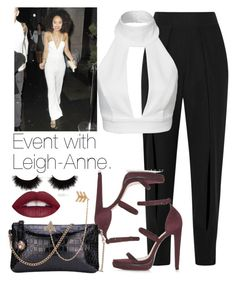 Pinterest : tracywho92  For an event night