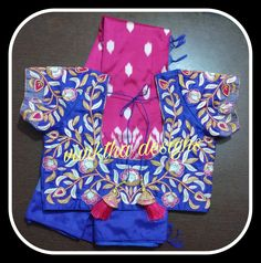 All over creeper design blouse for our bride Best Blouse Designs, Blouse Neck Designs, Ikkat Saree, Work Blouse, Creeper, Flower Designs, Diamond Rings, Diaper Bag, Jewelry Rings