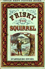 Frisky the squirrel