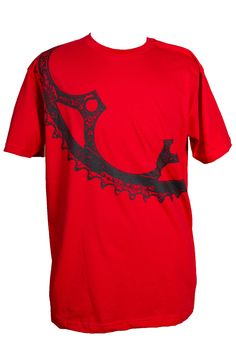 Mountain Bike Chain Ring t shirt