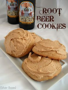 Root Beer Cookies- Tried these today for the first time and they were AMAZING!