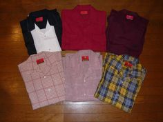 クリームソーダ 美品長袖シャツ 18枚セット ロカビリー 1950_画像3