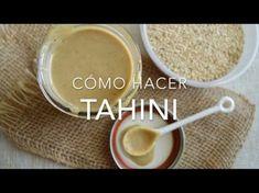Cómo hacer tahini en minutos (para hummus o aderezos) Plant Based Recipes, Baby Food Recipes, Vegetable Recipes, Healthy Recipes, Christmas Party Food, Eat Smart, Base Foods, Sin Gluten, Stevia