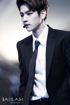 Exo | Exo-k | Byun Baekhyun Bacon #fantaken