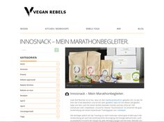 Gewinnt ein veganes Innosnack Produktpackage! Bei Vegan Rebels könnt ihr nur noch bis heute, dem 30. Juni 2015...