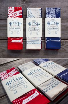 Don't Mess With Texas - And These Bandanas Too — The Dieline | Packaging & Branding Design