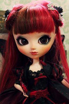 Pullip Full Custom Doll: Alessandra the por DollyBoutiquee en Etsy