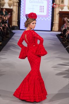 Carmen Acedo - We Love Flamenco 2018 Spanish Projects, Harajuku, Aurora Sleeping Beauty, Wedding Decorations, Costumes, Flamenco Dresses, Formal Dresses, My Style, Outfits