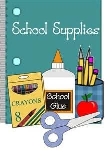 supply lists will be sent home with report cards at the end of the school year. new supply list will be loaded on the school website. Middle School Supplies, School Supplies Cake, School Supplies For Teachers, School Supplies Highschool, School Supplies Organization, Teacher Supplies, Classroom Supplies, Diy Organizer, Diy Videos