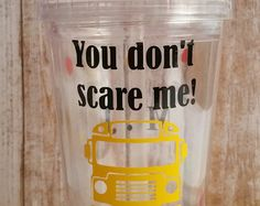 School Bus Driver Gift  Keep Calm Only One More Stop  Back