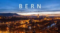 """""""Zu nachtschlafender Zyt""""   Bern Hyperlapsed"""
