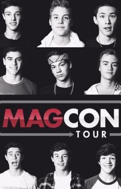 Hi! I love the Magcon Boys (from Vine/YouTube) so decided to start a collection of short imagines about them - Nash Gri...