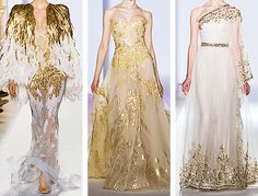 It's About Culture | Fashion! Put It All On Me➝ Zuhair Murad s/s 2013...