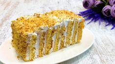 Icebox Desserts, No Bake Desserts, Cupcake Cakes, Cupcakes, Almond Cakes, Pastel, Vanilla Cake, Cake Recipes, Sweet Treats