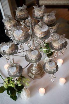 Wedding favors from Lucila's Homemade Alfajores