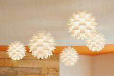 Photo:  Sean McGrath - client:  Yoga Haus - Interior Design:  punch inside Lights:  Norm 69 at www.tuckstudio.ca Yoga Studio Interior, Punch, Lights, Interior Design, Home Decor, House, Nest Design, Decoration Home, Home Interior Design