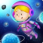A space education app that introduces users to more than 70 fun facts about outer space and offers nine mini-games as well. Recommended for ages 6-8, but probably more appropriate for younger kids. Check out the free lite version before buying! http://www.smartappsforkids.com/2014/11/review-explorium-space-for-kids-takes-little-astronauts-on-an-interstellar-adventure.html