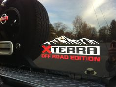 Mountain Sticker/Decal - Nissan Xterra Forum