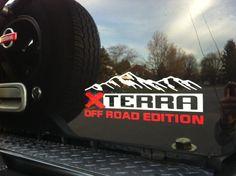 Mountain Sticker/Decal - Nissan Xterra Forum