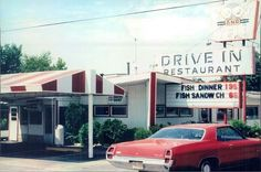 Toot and Tell Drive In Restaurant Hwy 51 Beloit Wisconsin