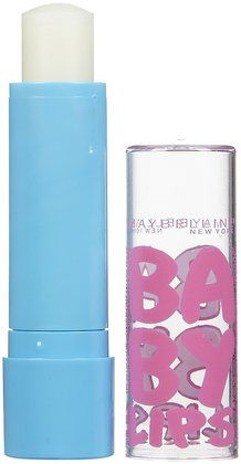 I FREAKING LOVE THIS ISHH!! Maybelline Baby Lips Balm Quenched