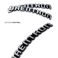 Brenthon Calliper Emblems The Second Generation New Type for All Cars   eBay
