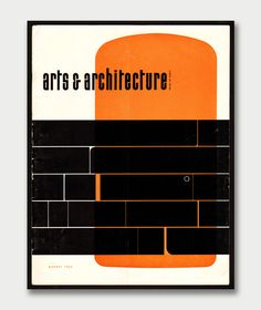 The North Elevation: Vintage Arts & Architecture Covers