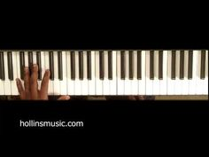 4 Ways To Use The Left Hand For Gospel Piano - Lesson - YouTube