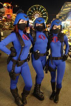Epic Cosplay, Cosplay Outfits, Cosplay Girls, Cosplay Costumes, Gi Joe, Superhero Cosplay, Sexy Teens, Comics Girls, Cool Costumes