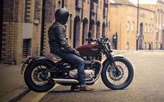 Les 10 motos de 2017 : Triumph Bobber 1200cc