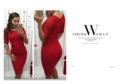 A fashion look from December 2016 Bodycon Dress, Formal Dresses, Polyvore, Red, Stuff To Buy, Shopping, Collection, Design, Rouge