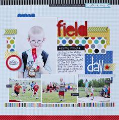 """Bella Blvd blog, """"Field Day"""" by Brook Stewart"""