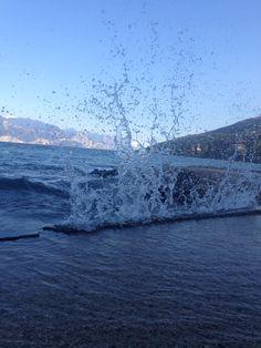BuOnGiOrNo !! #Baia Stanca Beach Bar #lagodigarda #gardalake #lagodigardadigitale #baiastancabeachbar #torridelbenaco #gardasee