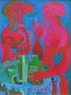 <b>PEDRO CORONEL</b>   Inverarte Art Gallery