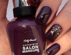 30 Cool Fall Wedding Nails Ideas