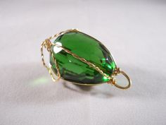 ShopWide Sale    Wire Wrapped Crystal by wolfwhispersjewelry, $34.95