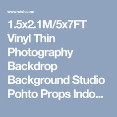 1.5x2.1M/5x7FT Vinyl Thin Photography Backdrop Background Studio Pohto Props Indoor Wall Wooden Floor Background 8 Models Fashion Tool