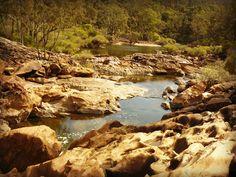 Dwellingup, Western Australia. Photograph by B Thompson