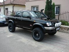 1000+ images about Frontier 2003 on Pinterest | Nissan ...