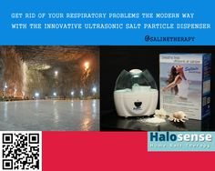 If you are suffering from respiratory problems, there is a simple and effective way of getting relief from the problem. Salt Therapy can improve your breathing and clear the upper respiratory system to help you breathe easy.