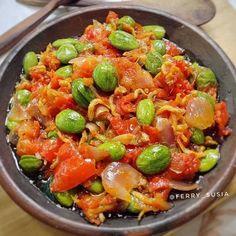 makanan sehat buka instagram Indonesian Food, Paella, Menu, Cooking, Ethnic Recipes, Health Recipes, Brownies, Women's Fashion, Drink