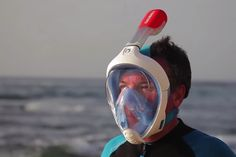 EasyBreath, la maschera per fare snorkeling.